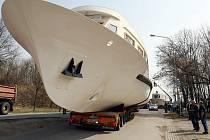Dvě nové lodě Utrecht a Vídeň mají za sebou první sezonu na Brněnské přehradě.
