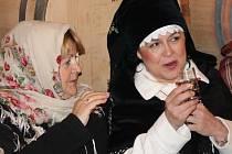 Od sklípku ke sklípku v Novém Šaldorfu procházelo v sobotu procesí hotařů.