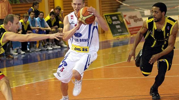 Štefan Vrubl z A Plus Brno
