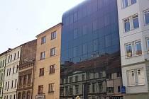 Dům číslo 21 v Pekařské ulici v Brně.