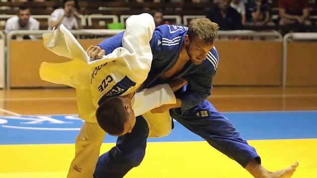 Dvě výhry. Judisté na startu extraligy porazili Liberec