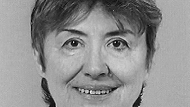 Jarmila Černocká, tramvajácká hlasatelka