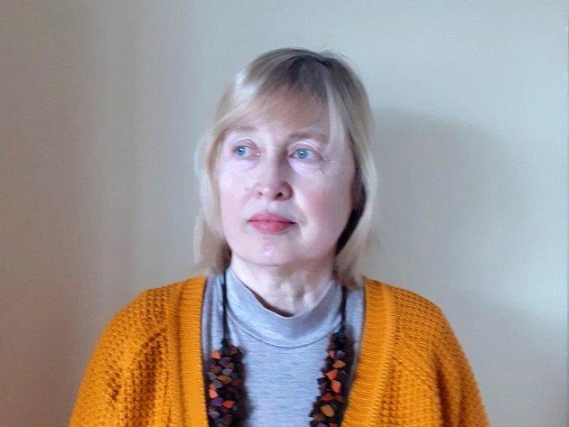 Statistička Irena Pavelková na jižní Moravě dohlíží na Sčítání lidu, domů a bytů 2021.