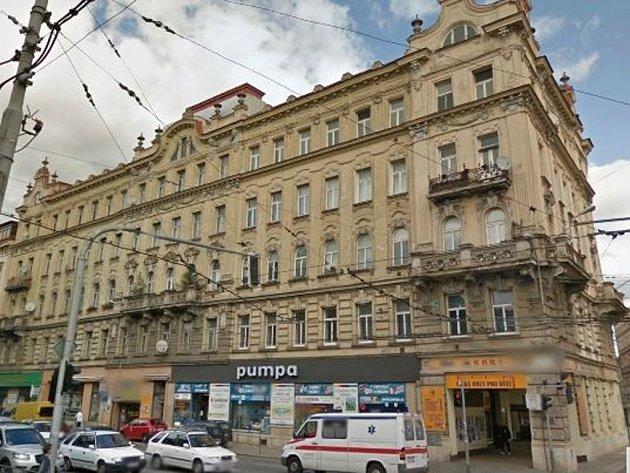 Stavba z roku 1903 jde do prodeje za vyvolávací cenu 72 milionů korun.