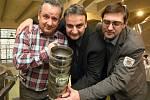 Pivovar Starobrno už tento týden vaří tradiční zelené pivo, aby bylo hotové na velikonoční zelený čtvrtek.