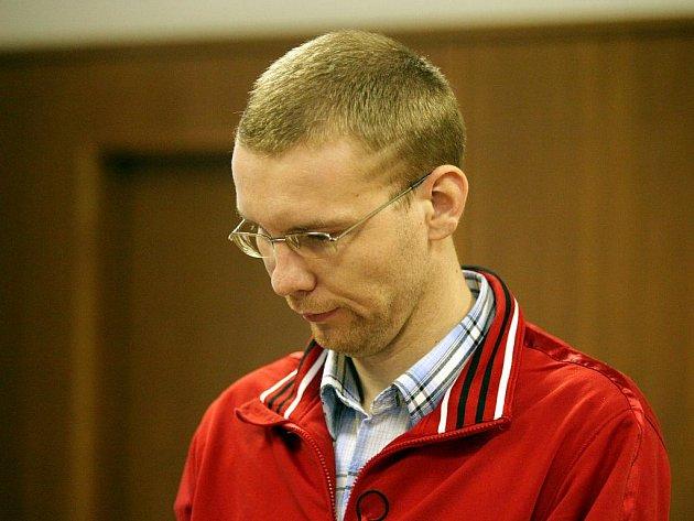 Roman Sobota u brněnského soudu.
