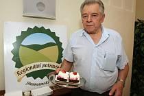 Z kategorie cukrářských výrobků byl nejlépe oceněn Malinový řez od Václava Labského.