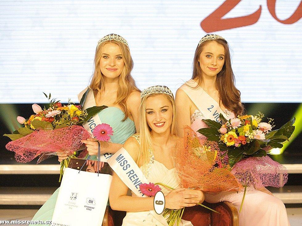 Navzdory tomu, že Pavla Ohnišťová byla jednou z mála finalistek, které se soutěžemi krásy ani módními přehlídkami zkušenosti neměly, 24. ročník mezinárodní soutěže Miss Reneta minulý pátek vyhrála.