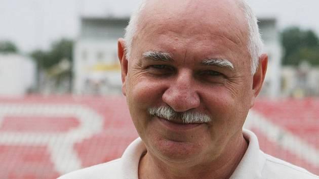 Generální ředitel 1.FC Brno Pavel Mokrý.