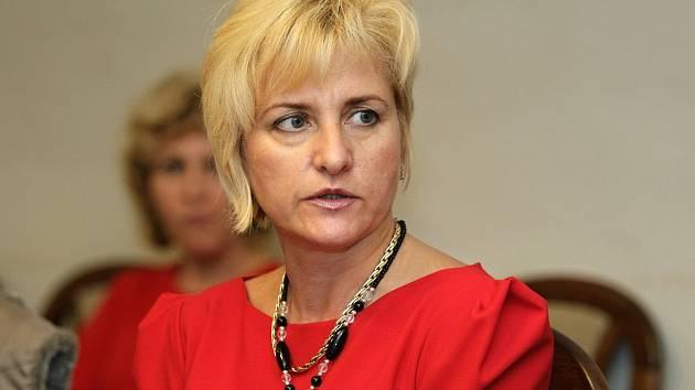 Bývalá starostka Brno-sever Sabina Tomíšková.