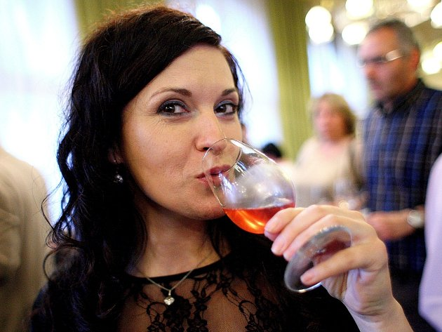 Festival Vinfest Brno v Besedním domě.