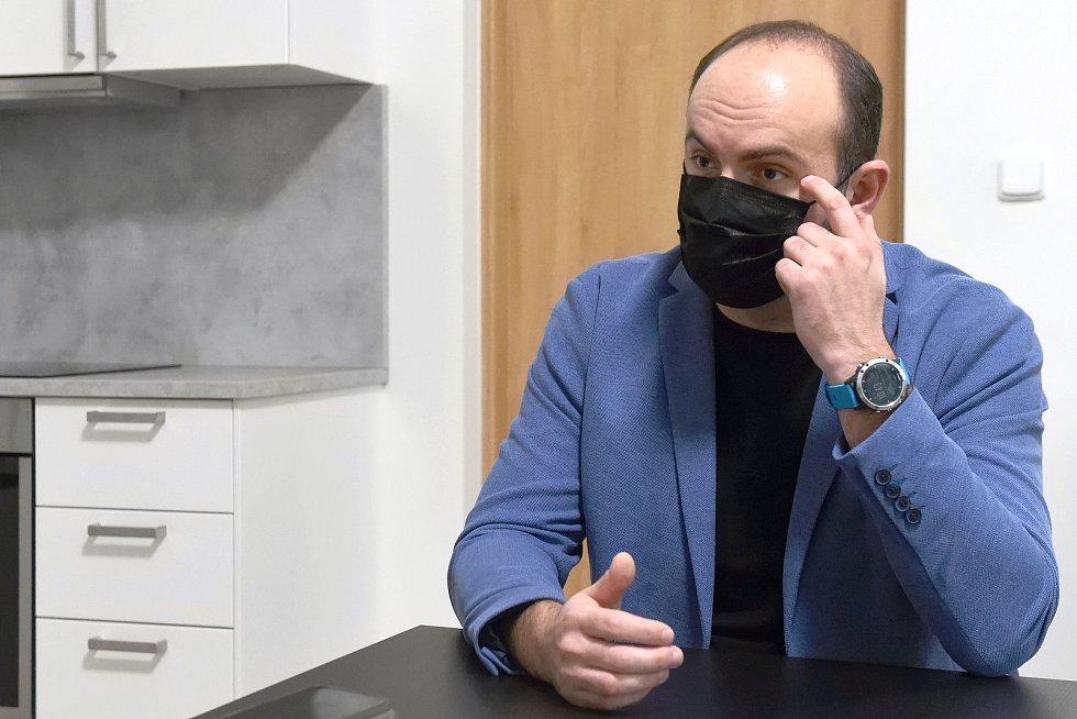 Miroslav Michalko, ředitel internetové přepravní služby Zaslat.cz