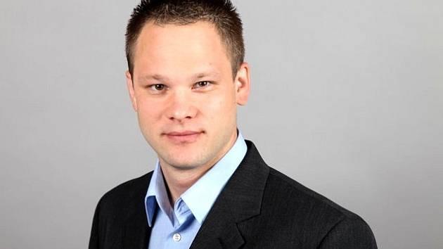 Devětadvacetiletý občanský demokrat David Trllo.