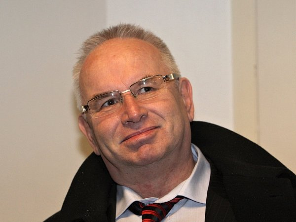 Vladimír Krejčíř před brněnským krajským soudem.