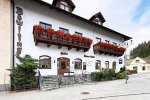 Hotel Stará škola Sloup v Moravském krasu