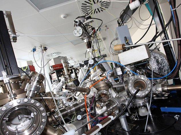 Laboratoř nanotechnologií a povrchového inženýrství.