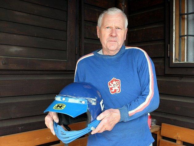 Brněnský motokrosař Zdeněk Strnad skončil po závodě v Rusku s propíchnutou nohou.