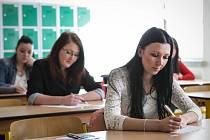 Přijímací zkoušky na Střední škole potravinářské, obchodu a služeb, Charbulova.