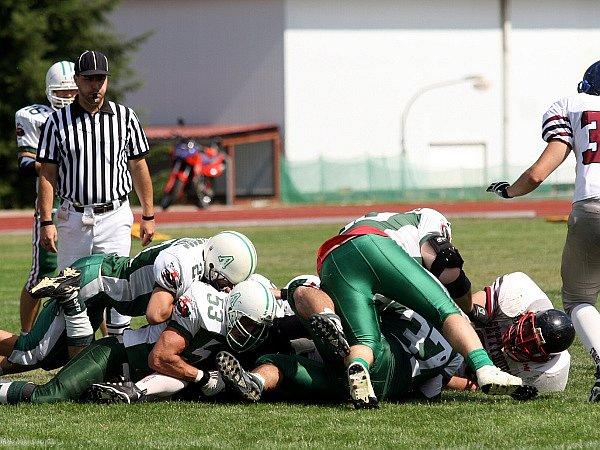 V tomto zápase brněnští aligátoři porazili Havířov a postoupili