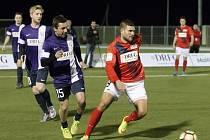 V očekáváném derby DRFG Superligy malého fotbalu domácí Brno zvítězilo nad Jihlavou přesvědčivě 9:1.