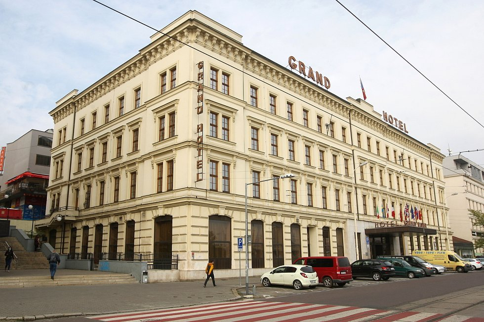 Brněnský Grandhotel Brno