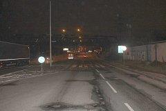Auto v Brně srazilo chodkyni.