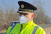 Leoš Tržil je současně šéfem jihomoravských policistů.