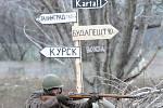 Operace Konrad II v Army Parku u Ořechova.