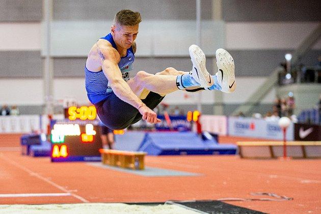 Radek Juška je před olympiádou vdobré pohodě.