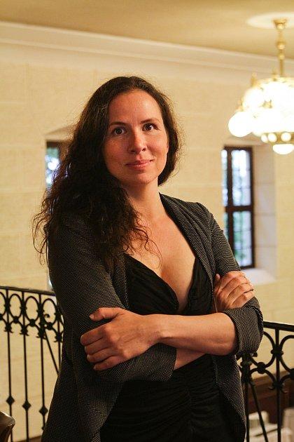 Lékařka Julie Bienertová-Vašků získala titul Žena regionu na jižní Moravě.