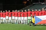 Český národní tým v malém fotbale okusil porážku na velké akci po víc než dovu letech.