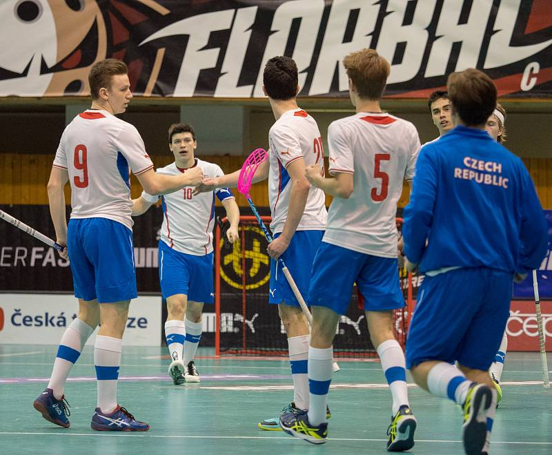 Česká florbalová reprezentace juniorů se představí v Brně ve skupině s Finskem, Lotyšskem a Slovenskem.