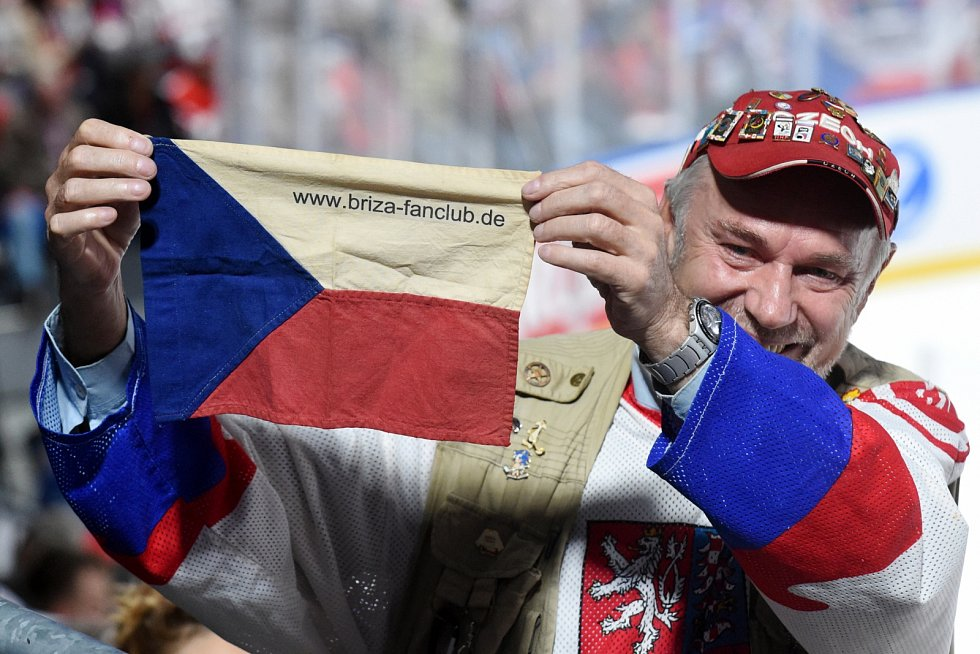 Zápas Česká republika - Švýcarsko.