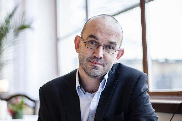 Lékař, náměstek Fakultní nemocnice Brno a budoucí ministr zdravotnictví Jan Blatný.