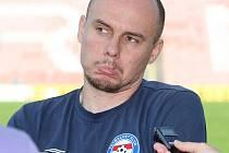 Hráč brněnské Zbrojovky Václav Koloušek.
