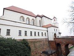 Kaple hradu