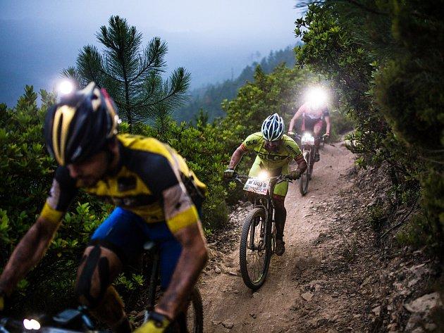 Mistrovství světa v jízdě na 24 hodin na horském kole se konalo v Itálii.