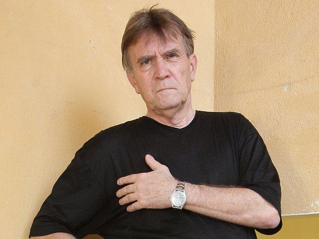 Bývalý policista Miloslav Jedlička.