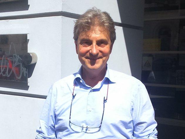 Nizozemský odborník na urbánní ekonomii s moravskými kořeny Paul Vincent Koch.