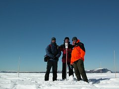 Brněnští polárníci z Masarykovy univerzity objevují Antarktidu