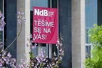 Brno 13.5.2020 - Národní divadlo Brno se těší svoje publikum