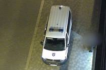 Brněnští strážníci chytili zloděje. Okradl cizinku o mobilní telefon.
