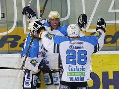 Plzeňský hokejista Radek Duda.