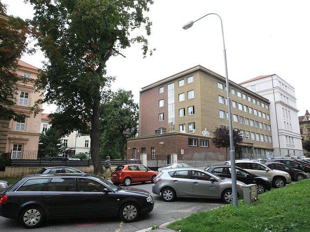 Budova Filozofické fakulty Masarykovy univerzity.
