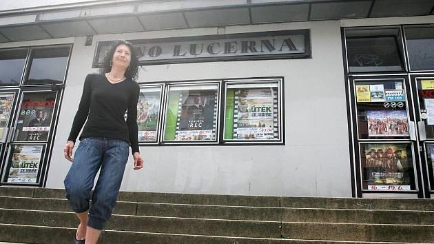 Bild vergrößern ZATÍM S OTAZNÍKEM. Žabovřeské kino Lucerna ještě promítá. O jeho budoucnosti se má rozhodnout v nejbližších dnech.