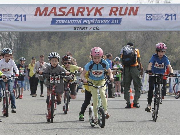 Masaryk run na brněnském Masarykově okruhu.