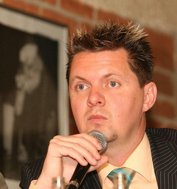 Prezident Dosty Bystrc Roman Procházka.