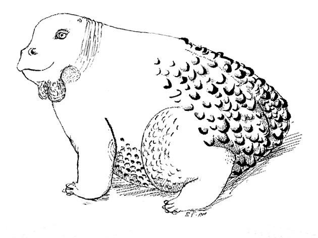 Jedno z grafických zobrazení Ropáka