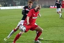 V 62. minutě vstřelila Slavia Brnu rozhodující branku.