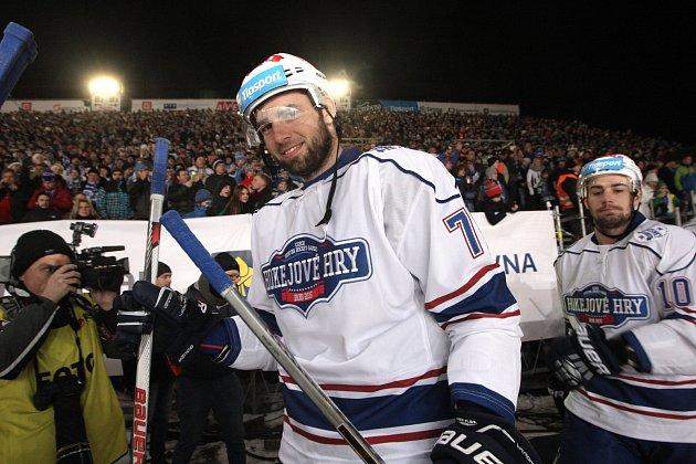 Brněnští hokejisté ustavili vutkání spražskou Spartou rekord vnávštěvnosti české hokejové extraligy.